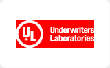 Underwriters Laboratories listed (UL 508A)